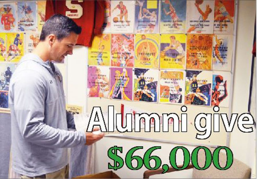 the Journal REWIRED : Alumni give $66,000