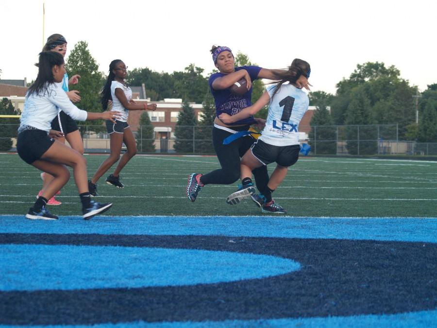 Powderpuff Football Gallery