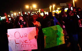 Police brutality may be linked to race