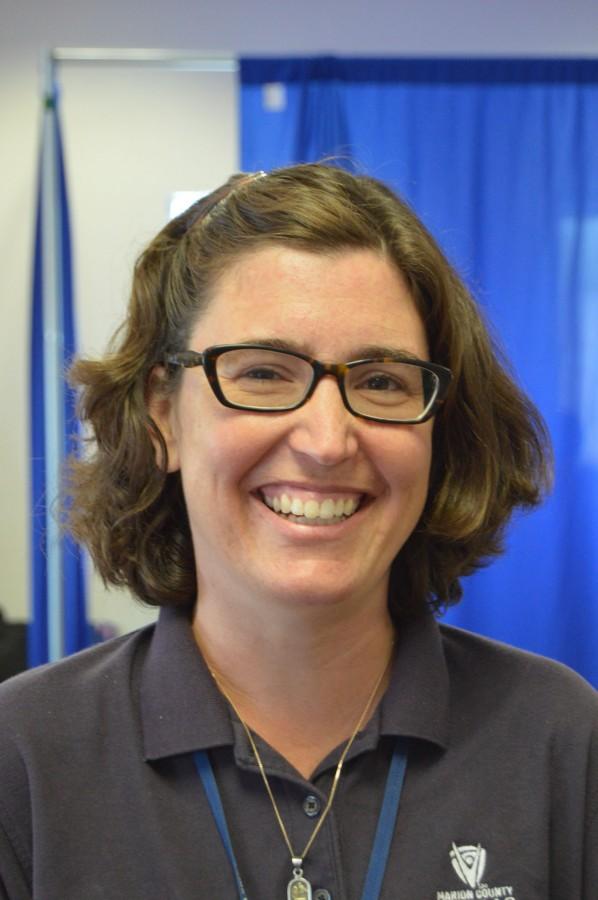 MCPHD Spokesperson, Monica Heltz