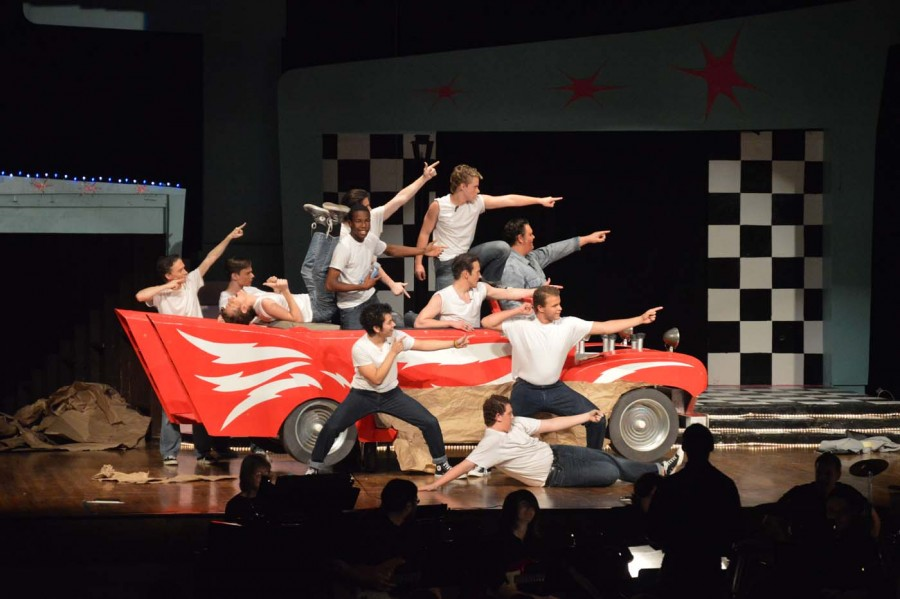 Grease Photo Gallery