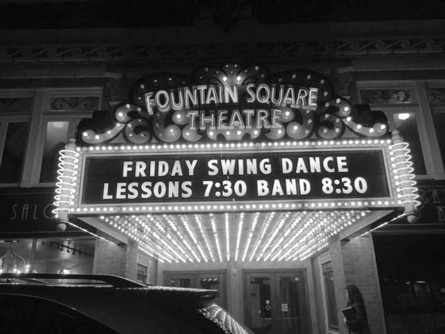 Indy Treasures: Swing Dancing