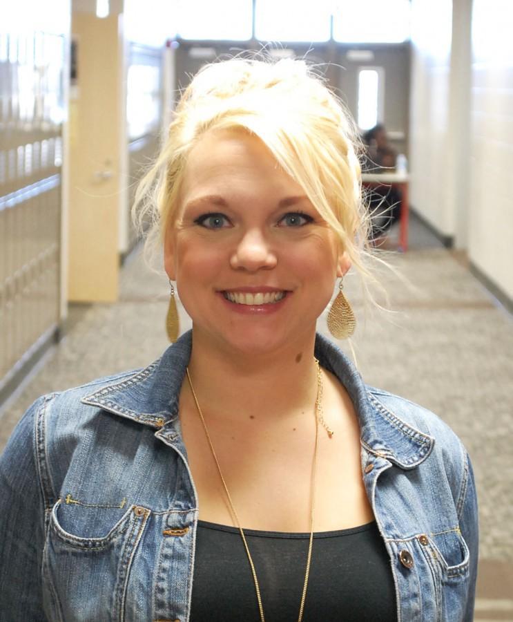 Head coach Jessica Walpole