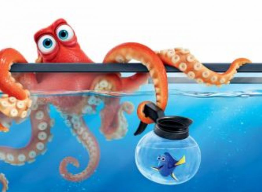 Finding Dory makes a splash in theaters