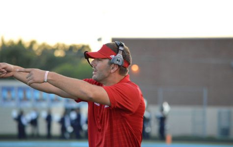 Changes in the football program