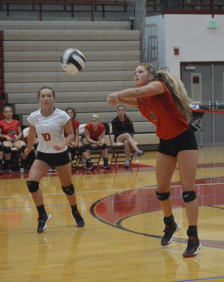 Girls volleyball season recap