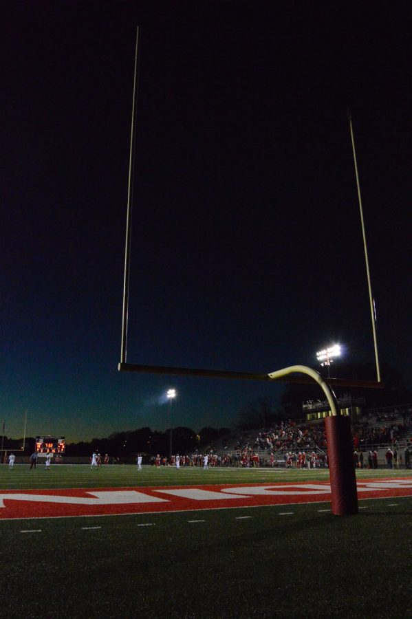 Views from the second round of football Sectionals against Warren Central