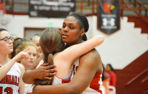 Lady Cards win Conference on Jan. 26