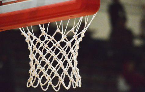 Boys varsity basketball game against Beech Grove High School