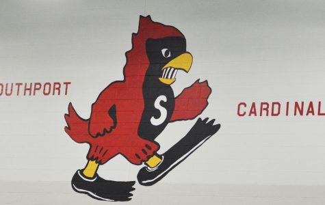 Swim Team faces Perry Meridian High School on Jan. 12