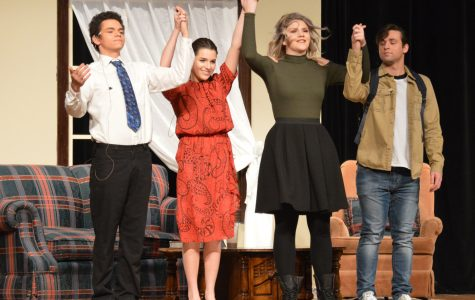 Cardinals benefit  from student-directed One Acts on Jan. 12