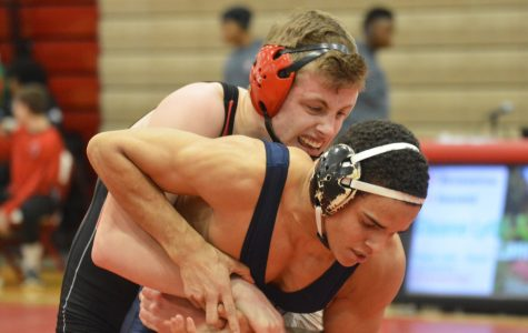 Wrestling Their Way to State
