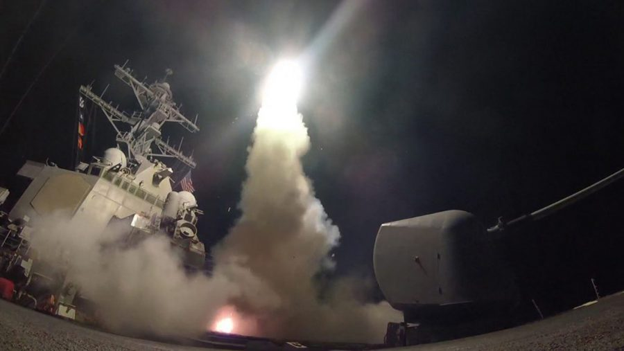News Brief: Missle strike raises U.S.-Russia tensions
