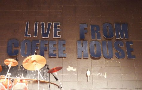 The spring Coffee House Live