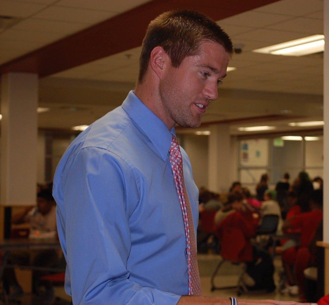 SHS gains new assistant principal