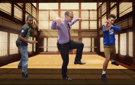 Knight's night ninja school