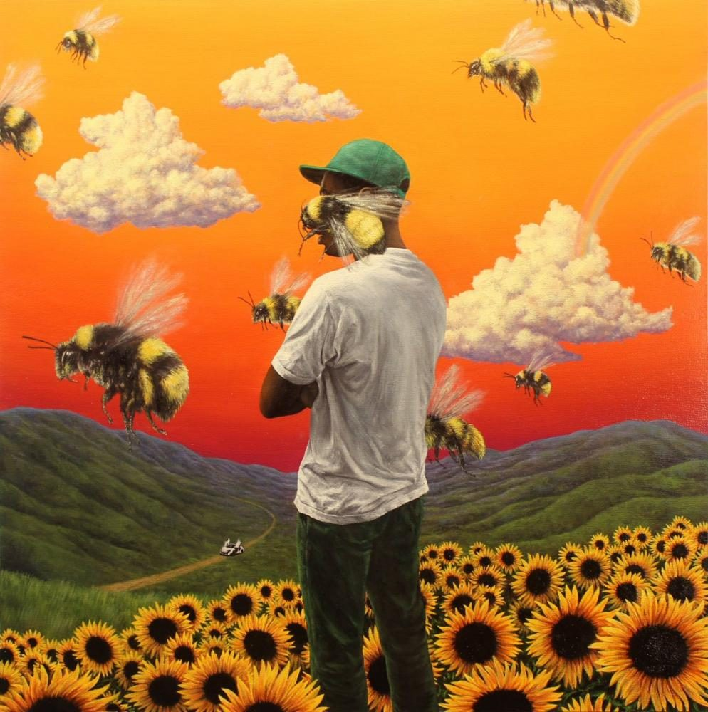 Album+cover+of+Tyler+the+Creator%27s%2C+%22Flower+Boy.%22
