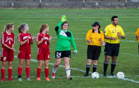 Girls soccer dominates Herron High School