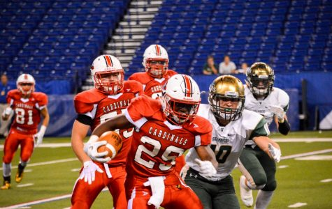 Cards improve but fall to Shamrocks