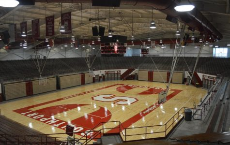 New and improved SHS field house