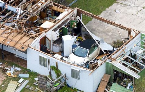 Caribbean hurricanes cause destruction