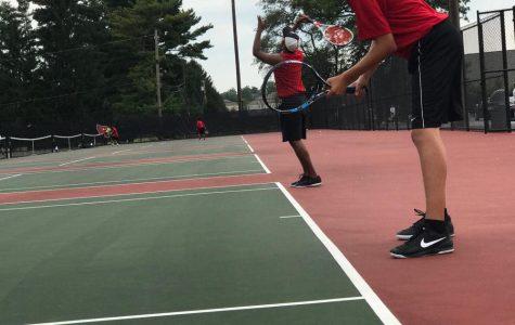 Boys tennis team get revenge on Franklin Central