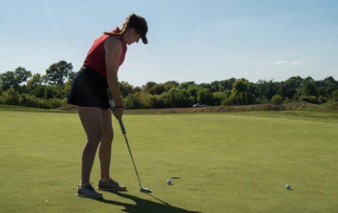 Junior excels at golf