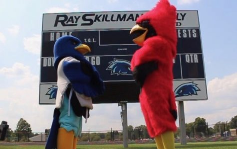SHS Cardinal vs the Perry Meridian Falcon – Booster Club Video