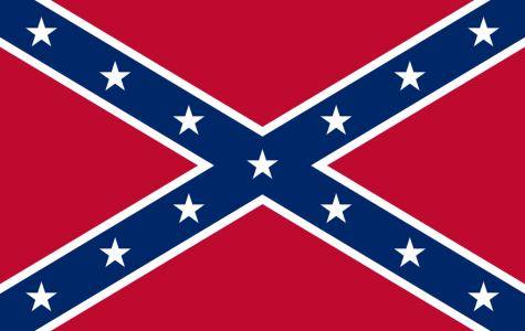 The confederate flag