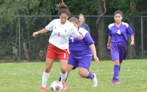 Girls soccer team breaks season win record