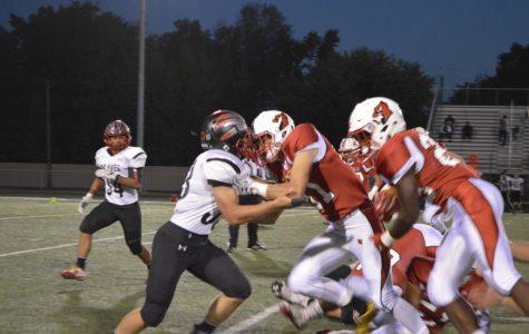 SHS dominates homecoming game