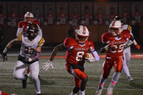 Cards grab first win of the season against rivals