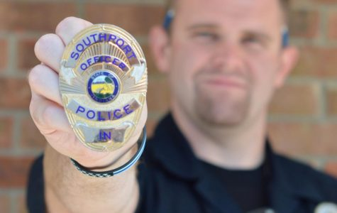 Officer moves to new workplace