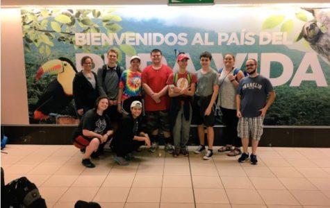 SHS views Costa Rica: A costarican adventure