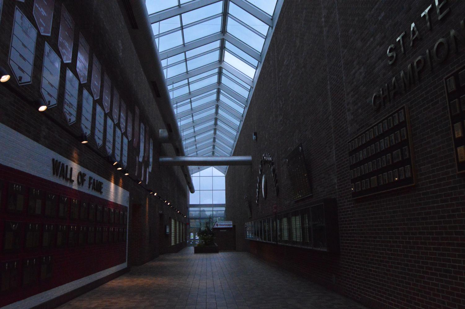 Lighting In Atrium Poses Safety Issue The Journal Rewired