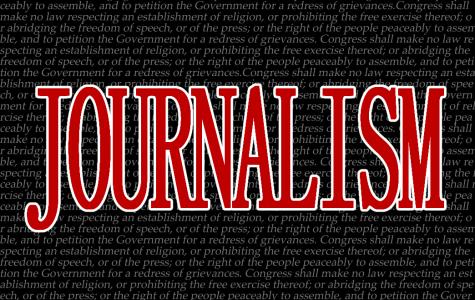 Journal Address: Free press vital for democracy