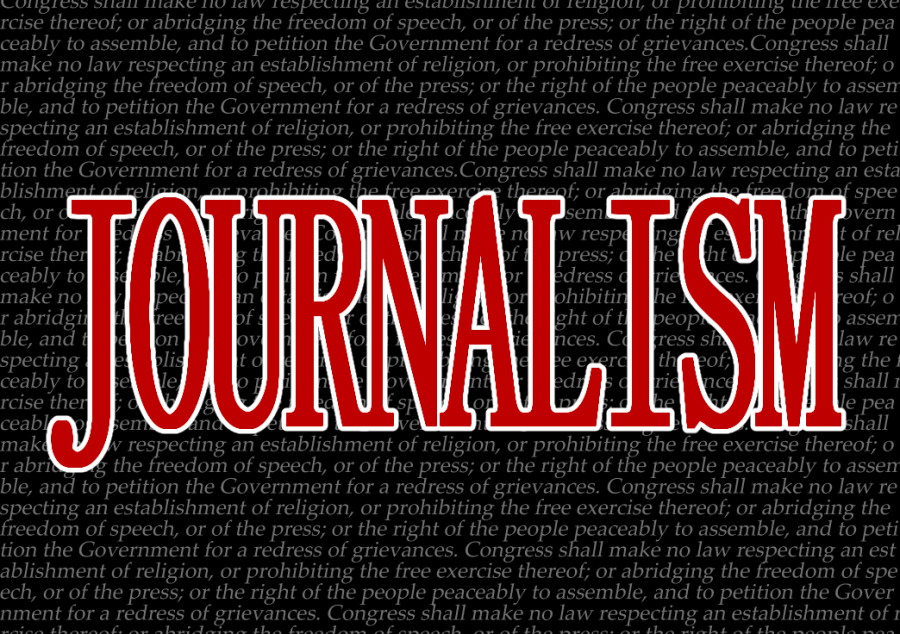 Journal Address: Free press vital for democracy