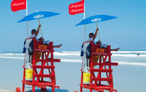 Safe-space lifeguards