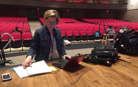 SHS welcomes new theater teacher