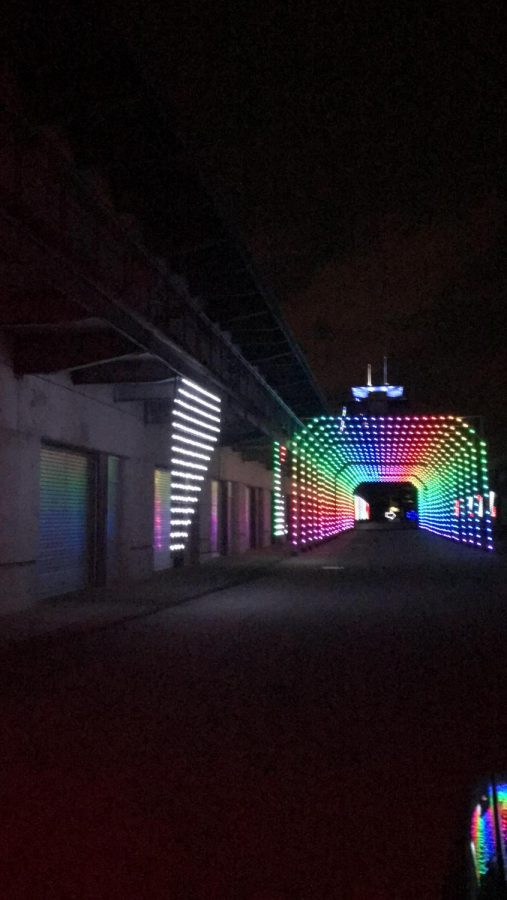 Indianapolis Motor Speedway Lights gallery