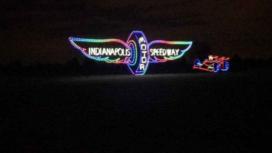 Indy Treasures: Indianapolis Motor Speedway Lights