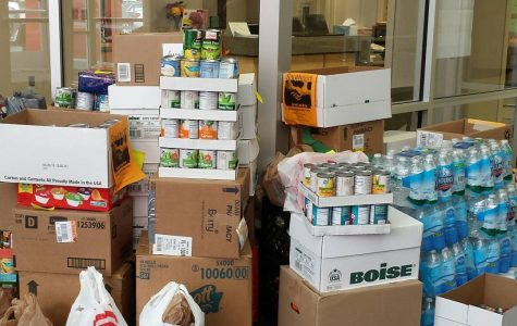 Student Council holds canned food drive