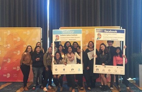 EL teacher takes Latino students to educational conference