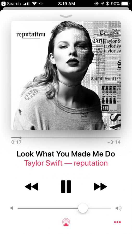 Album review: 'Reputation'