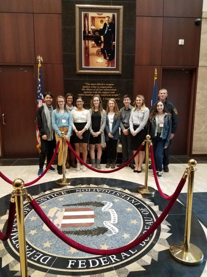 Review: FBI headquarters field trip