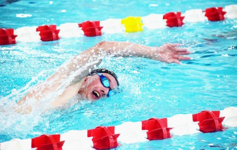 Boys swim team holds high hopes for upcoming season