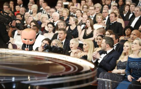 Oscars to be dominated by a toddler