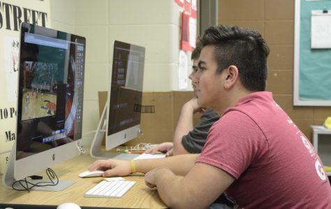 Speech teacher creates video production course
