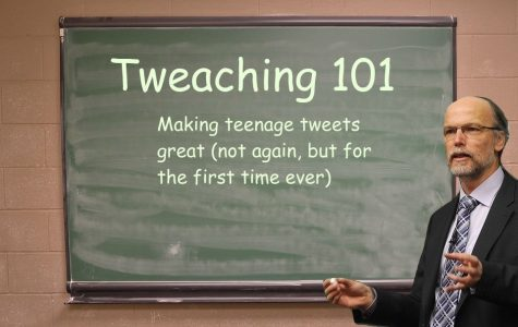 """""""Tweaching"""" students"""