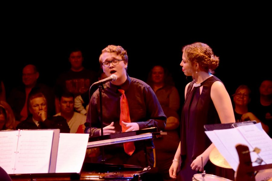 Choir performs first ever jazz cabaret (Gallery)